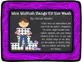 Mrs. McNosh Hangs Up Her Wash