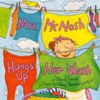 Mrs. McNosh Hangs Up Her Wash Story Comprehension Test