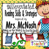 Reading Skills and Strategies inspired by Mrs. McNosh