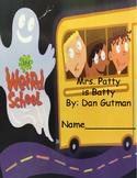 Mrs. Patty is Batty Book Activities