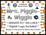 Mrs. Piggle-Wiggle (Betty MacDonald) Novel Study / Comprehension (28 pages)