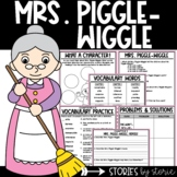 Mrs. Piggle-Wiggle Book Questions & Vocabulary
