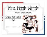 Mrs. Piggle-Wiggle Book Study - 1st Grade