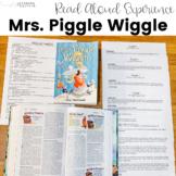 Mrs. Piggle Wiggle - Homeschool Novel Unit