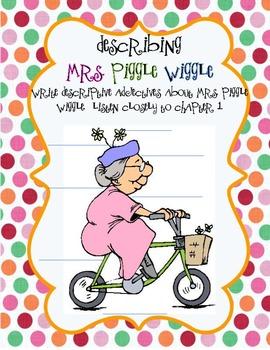 Mrs. Piggle Wiggle Literacy Book Pack