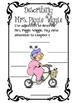 Mrs. Piggle Wiggle Novel Study