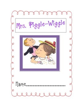 Mrs. Piggle Wiggle packet and test