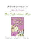 Mrs. Piggle-Wiggle's Magic Literature Circle Resources