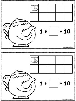 Mrs. Potts Make 10