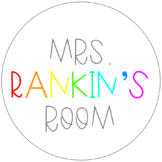 Mrs. Rankin's Room Store Button / Logo