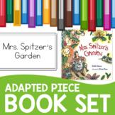 Mrs. Spitzer's Garden Adapted Piece Book Set