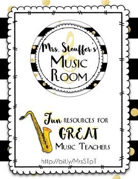 Mrs. Stouffer's Music Room Catalog
