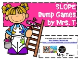 Mrs. T's Slope BUMP games