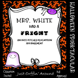 Mrs. White had a fright - An Orff Music Halloween Adventure