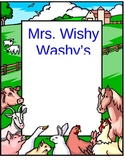 Mrs. Wishy Washy Addition Center