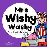 Mrs Wishy Washy   Book Companion Activities