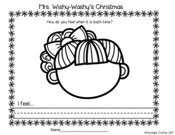 Mrs. Wishy-Washy Book Companion Bundle