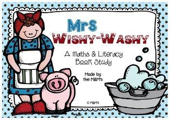 Mrs Wishy Washy Literacy & Numeracy Book Study