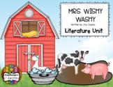 Mrs. Wishy Washy [Literature Unit]