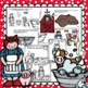 Mrs. Wishy Washy Stick Puppets & Tub  Farm Craft