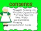 Mrs. Wishy Washy Unit~ Includes Graphic Organizers & Much More!