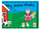 Mrs. Wishy-Washy and MUCH MORE