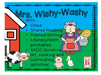 Mrs. Wishy-Washy and MUCH MORE