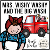 Mrs. Wishy-Washy and the Big Wash Novel Study/Book Companion