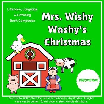 Mrs. Wishy Washy's Christmas Story Companion