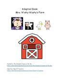 Mrs. Wishy-Washy's Farm: Adapted Book
