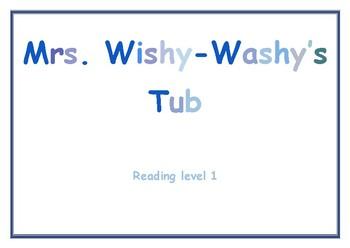 Mrs Wishy-Washy's Tub