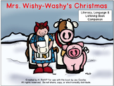 Mrs. Wishy Washy's Christmas:  Literacy, Language and Listening Book Companion