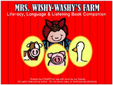 Mrs. Wishy Washy's Farm:  A Literacy, Language & Listening Book Companion