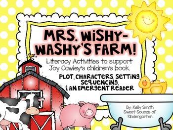 Mrs. Wishy Washy's Farm! Literacy Activities