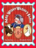 Mrs. Wishy-Washy's Farm Story Sequence Cards