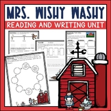 Mrs. Wishy Washy's Farm Book Companion