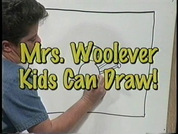 Mrs. Woolever Kids Can Draw 1st Grade Lesson 4