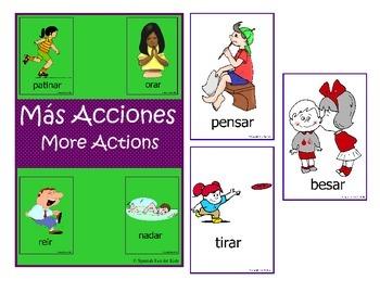 Más Acciones - More Actions