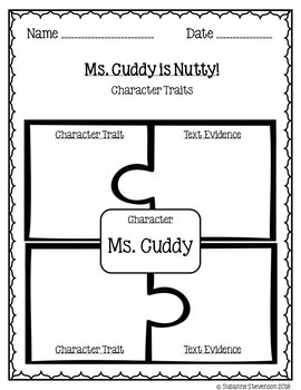 Ms. Cuddy is Nutty!