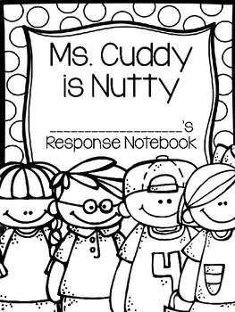 Ms. Cuddy is Nutty! Book Companion (My Weird School Book Series)