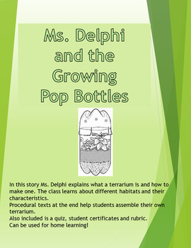 Ms. Delphi and the Growing Pop Bottles