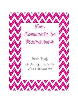 Ms. Hannah is Bananas Book Study