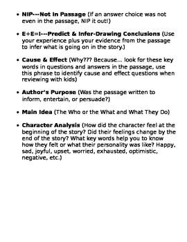 Ms. Rogers' Favorite Reading Strategies