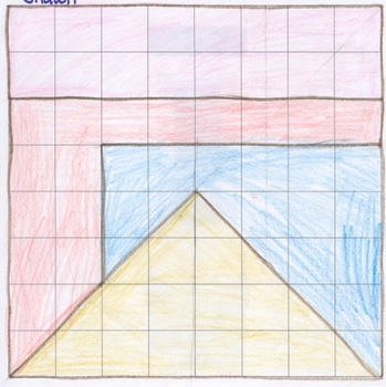 Ms. Wilson's Wall: Problem Solving with Polygons, Fractions, Area, and Perimeter