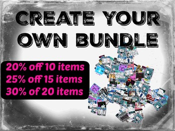 Mskcpotter: Create your own bundle
