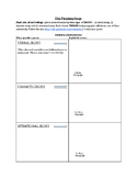 Much Ado About Nothing - 3 Ironies Essay Template