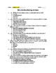 Much Ado About Nothing- Act 5 Quiz and Answer Key