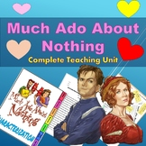 Much Ado About Nothing Bundle: Complete Teacher Unit