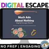 Much Ado About Nothing Digital Escape Room Review
