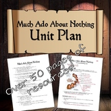 Much Ado About Nothing: Entire Unit Plan